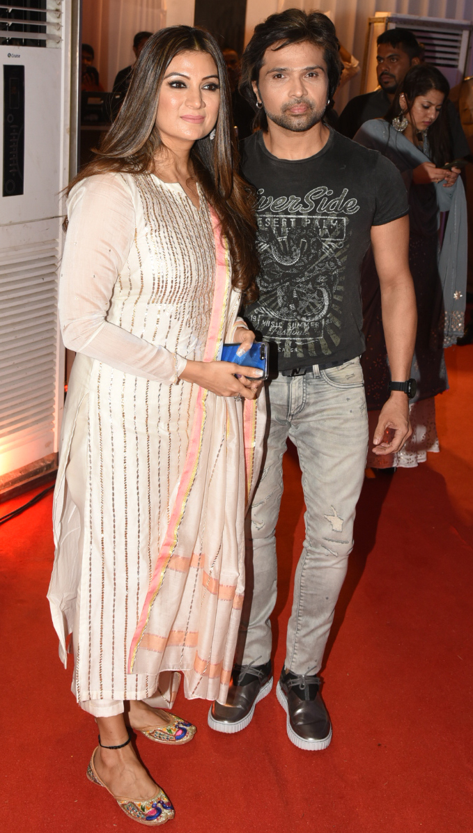 India Tv - Baba Siddique's Iftaar Party