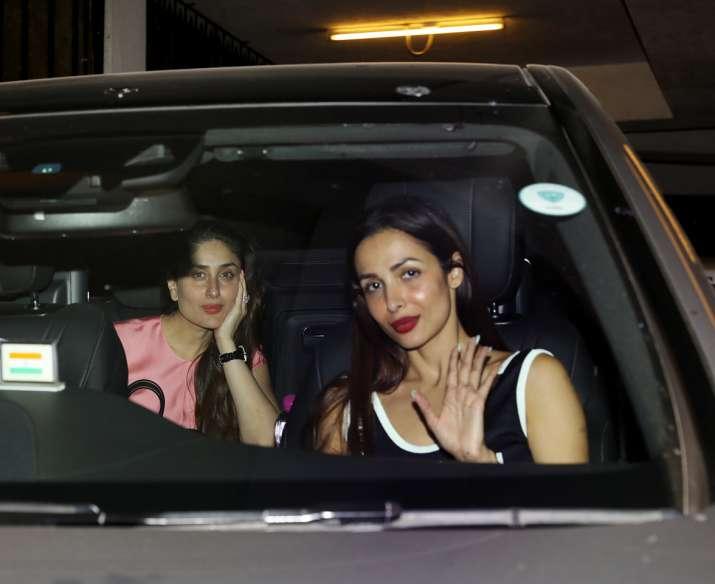 India Tv - Kareena with Malaika