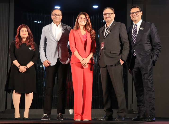 India Tv - Jacqueline Fernandez becomes brand anbassador of Nova Lenses