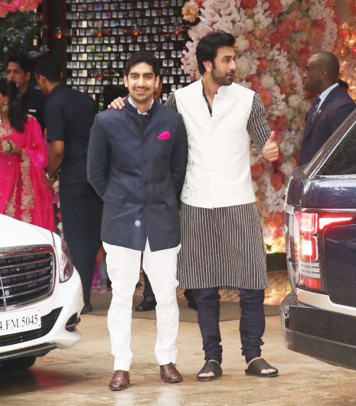 India Tv - Ranbir Kapoor and Ayan Mukerji
