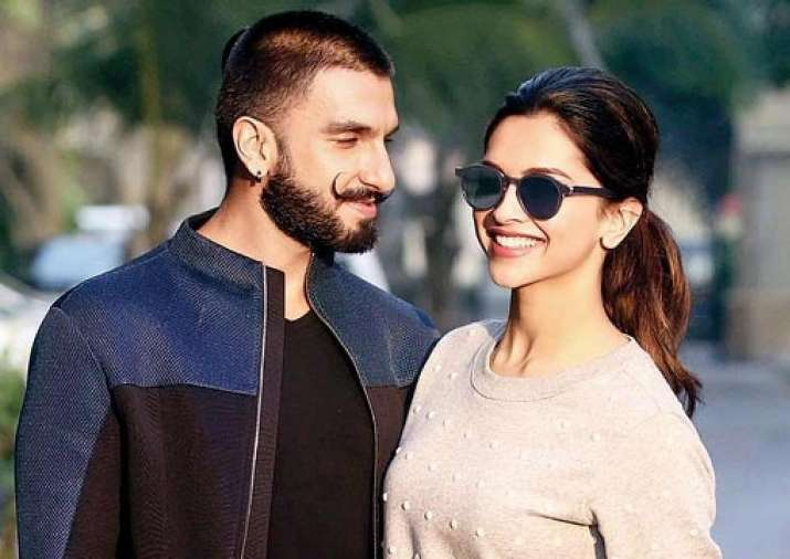 Image result for ranveer singh and deepika padukone