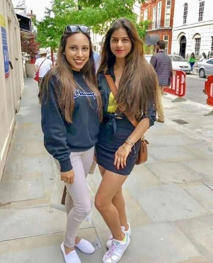 Suhana Khan viral picture