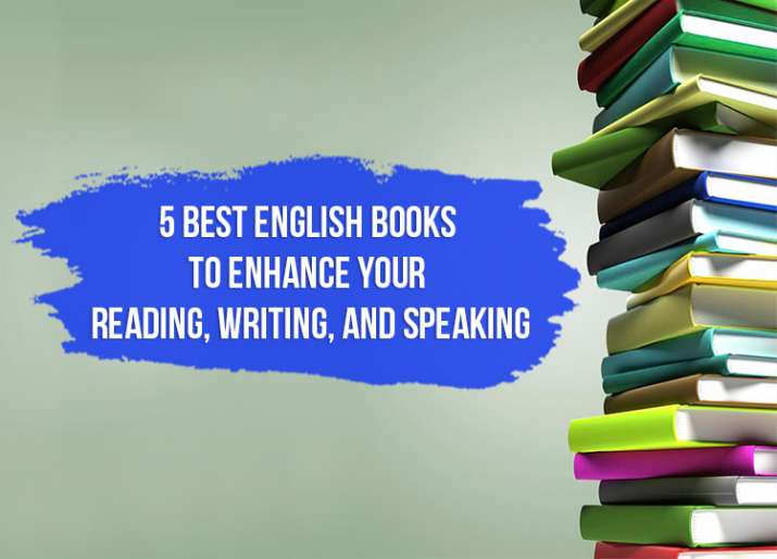 5 Best English Books to Enhance Your Reading, Writing, and