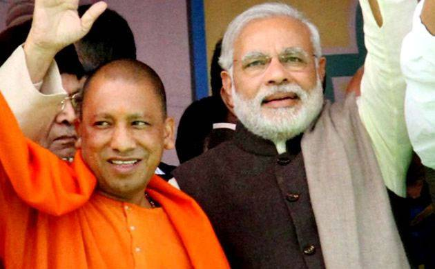 PM Narendra Modi extends birthday wishes to Yogi Adityanath | India News –  India TV