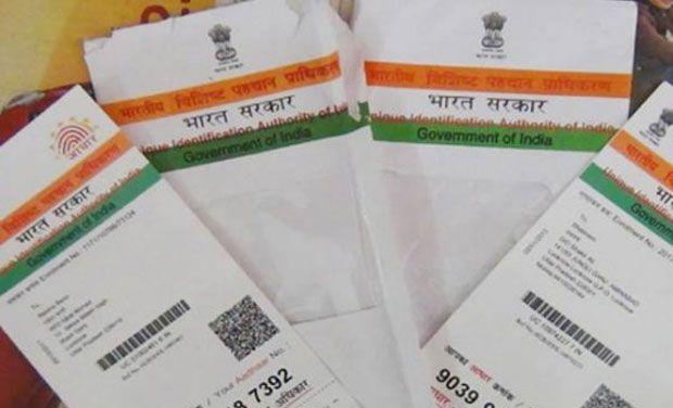 Aadhaar Cards