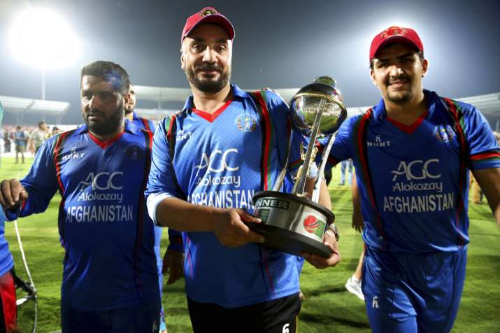After long wait, Afghanistan prepare for first Test