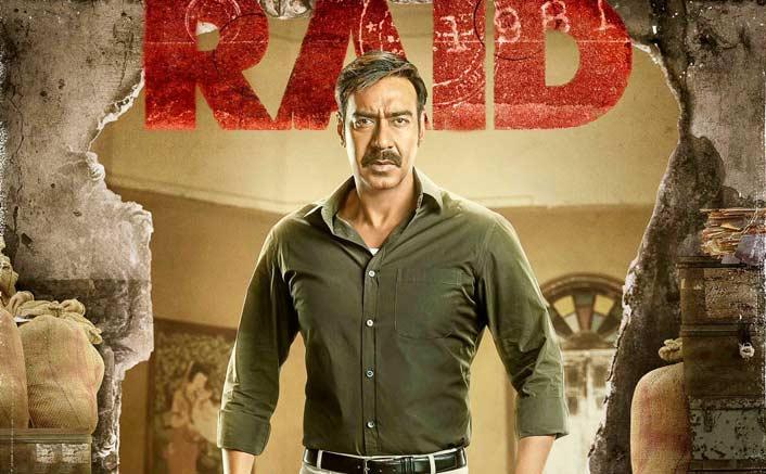 India Tv - Raid Poster