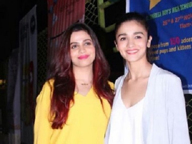 Alia Bhatt lauds sister Shaheen for opening up about