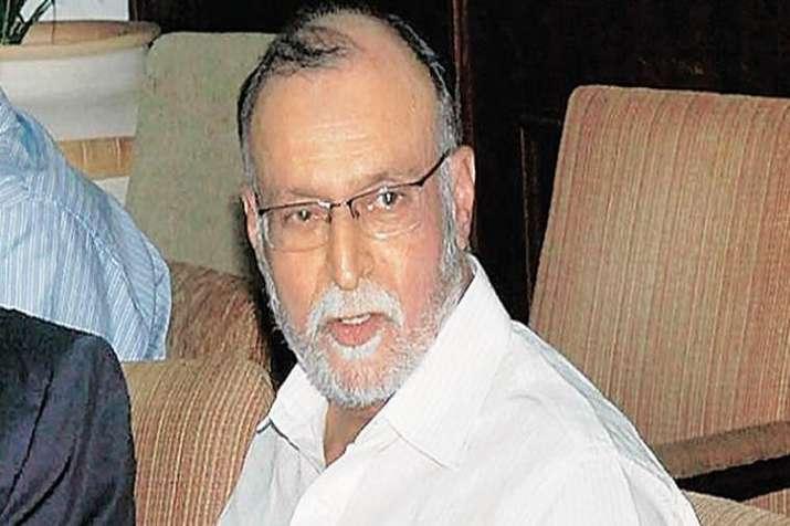 Delhi Lt Governor Anil Baijal on Thursday met Union Home