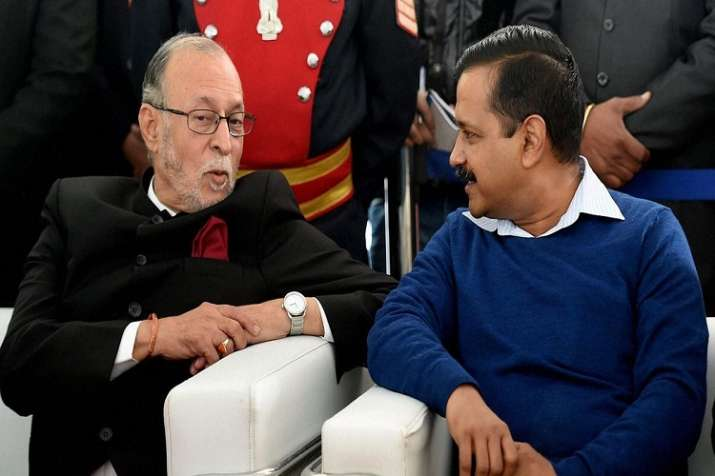 The L-G also welcomed Kejriwal's assurance that he would