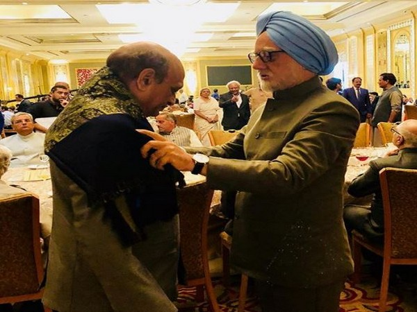The Accidental Prime Minister: Anupam Kher introduces reel