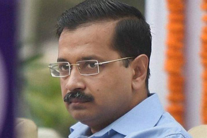 File picture of Arvind Kejriwal