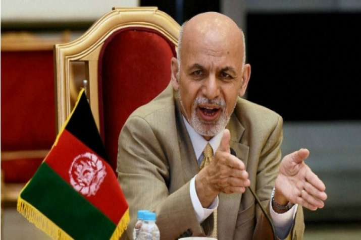 Ghani had already made an offer of dialogue in February