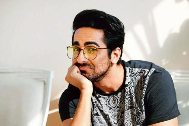 Ayushmann Khurrana shares first look poster of AndhaDhun