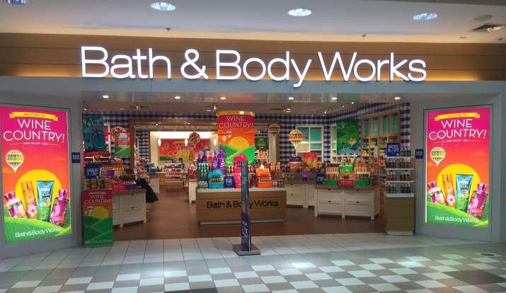 bath & body works in india