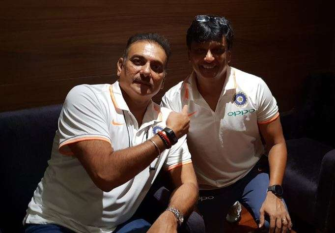 India Tv - Team India head coach Ravi Shastri