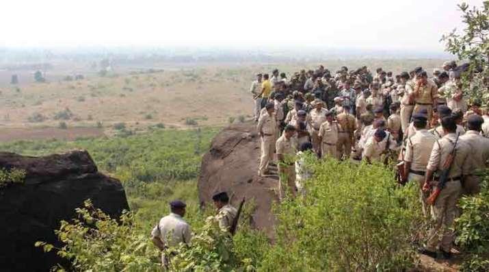 Police investigation in Bhopal Jailbreak
