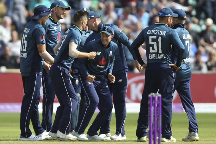 England vs Australia 2018 ODI series