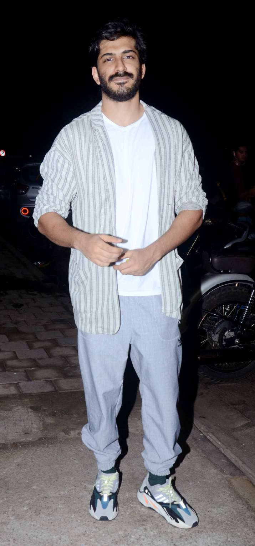 India Tv - Harshvardhan Kapoor atAanand L Rai birthday party