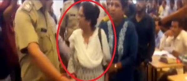 Trivendra Rawat, school teacher, suspend