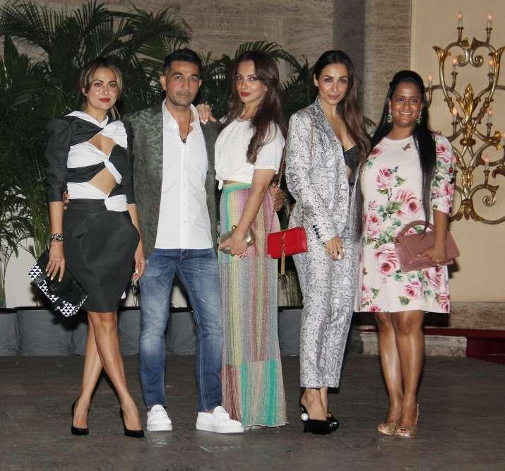 India Tv - Natasha Poonawalla's party pictures