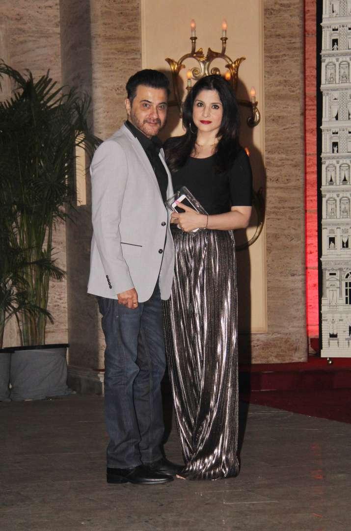 India Tv - Sanjay and Maheep Kapoor