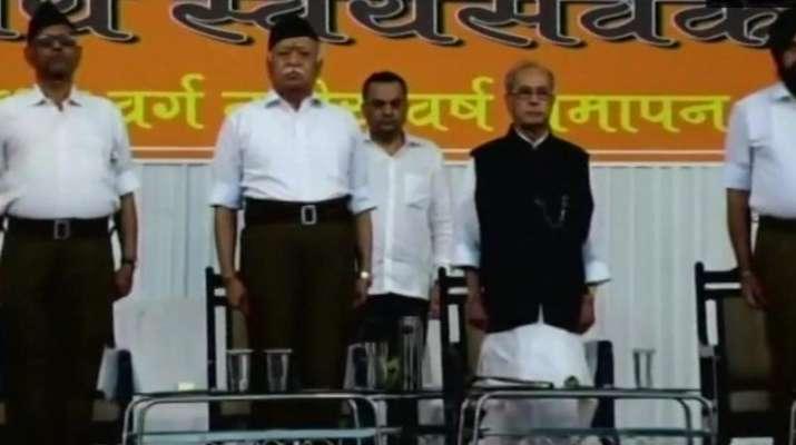 India Tv - Former PresidentPranab Mukherjee