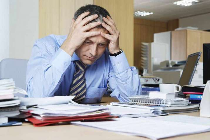 India Tv - Work Stress can be dangerous for health