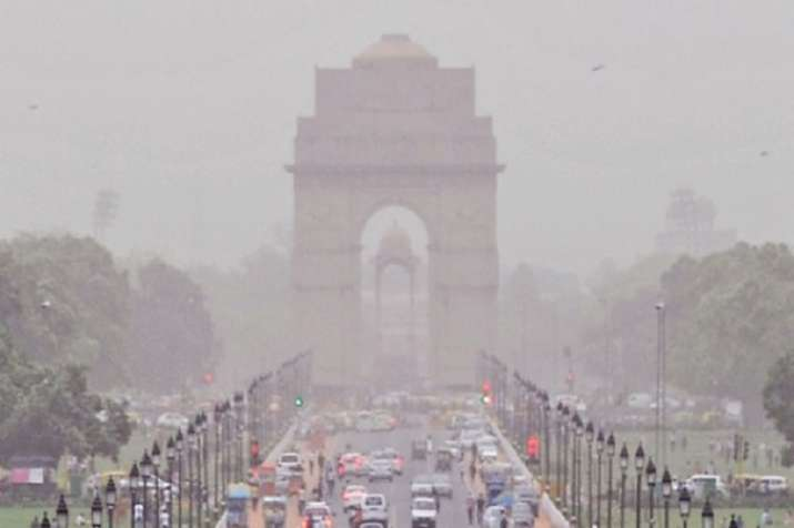 The Indian Meteorological Department has predicted a cloudy