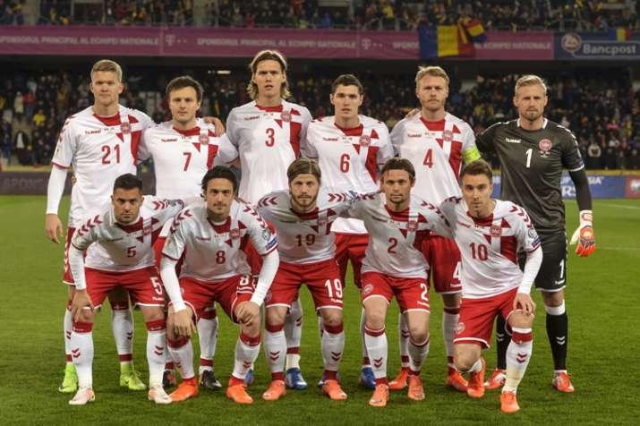 Dänemark Fußball Nationalmannschaft