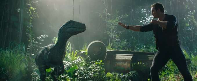 India Tv - Jurassic World: Fallen Kingdom opened with a bang at the Chinese box office
