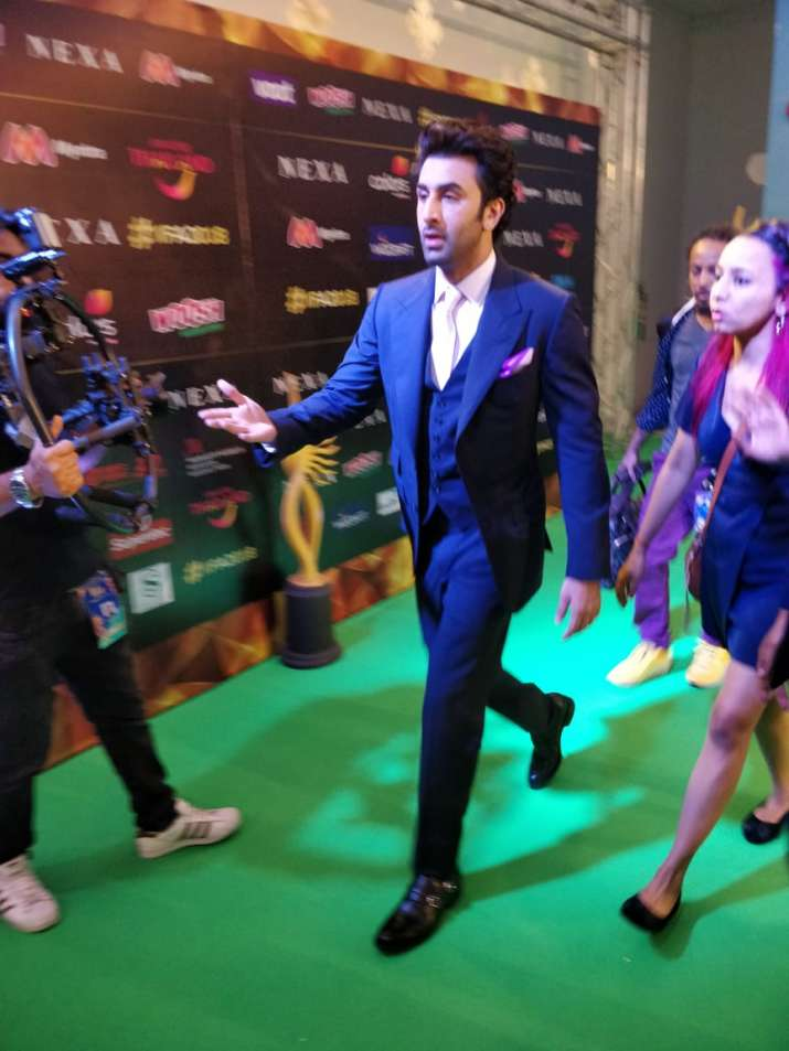 India Tv - Ranbir at IIFA