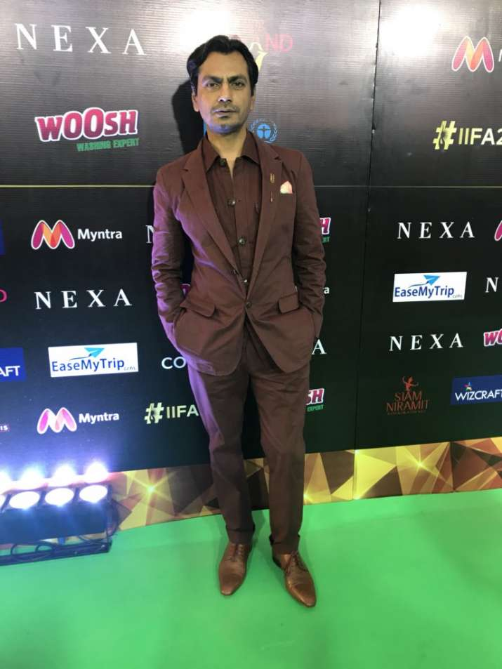 India Tv - Nawazuddin at IIFA