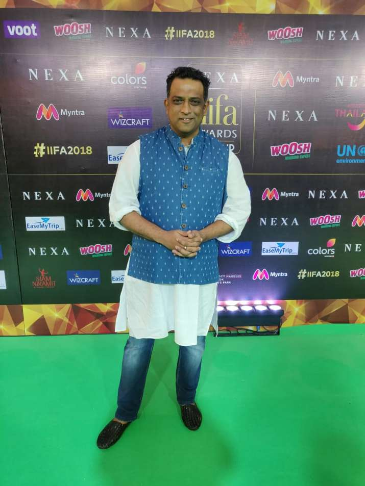 India Tv - Anurag Basu at IIFA
