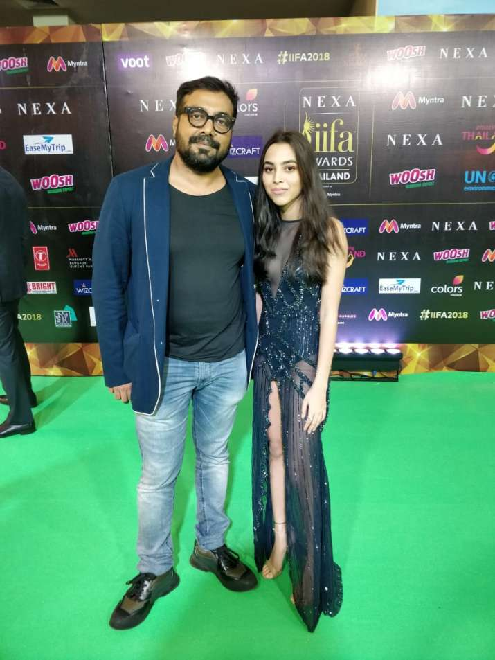 India Tv - Anurag Kashyap at IIFA
