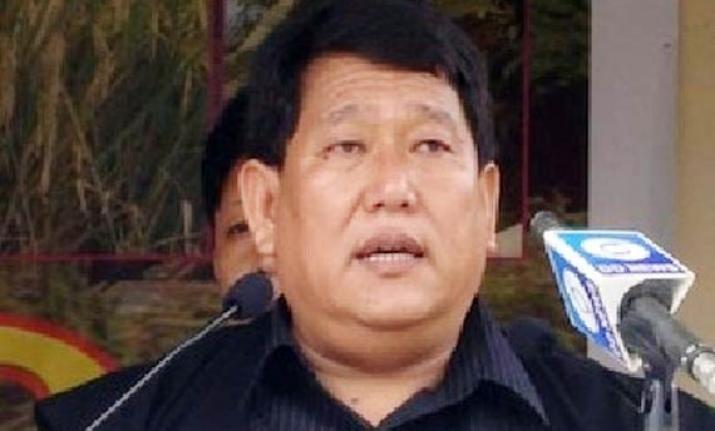 File photo of former chief minister Dorjee Khandu