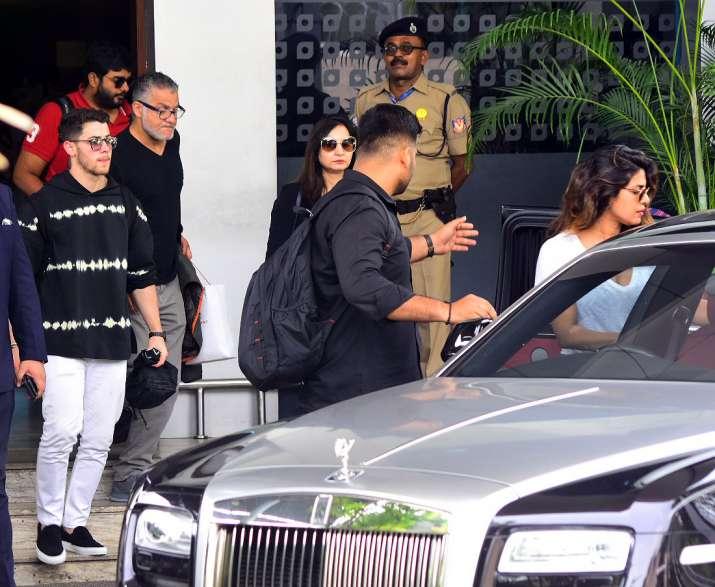 India Tv - Priyanka Chopra Nick Jonas