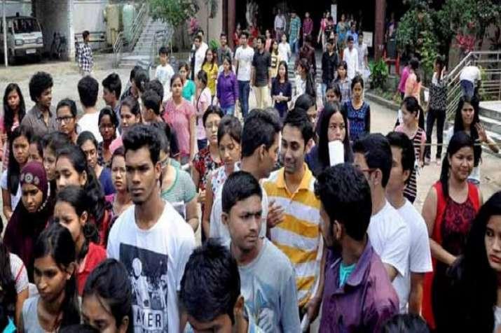 Delhi University cut-off list