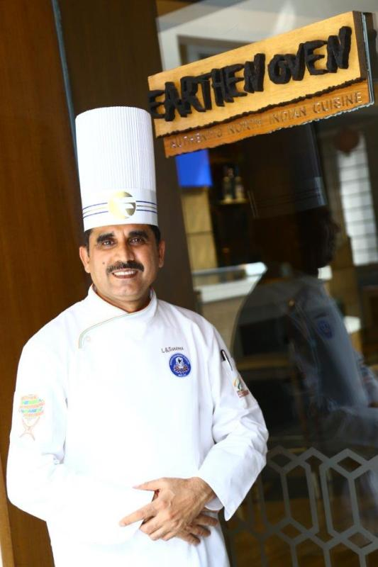 India Tv - Executive chef Lal Babu Sharma