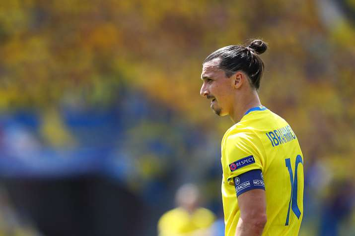 India Tv - Zlatan Ibrahimovic (Sweden)