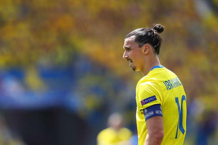 India Tv - Zlatan Ibrahimovic (Sweden)