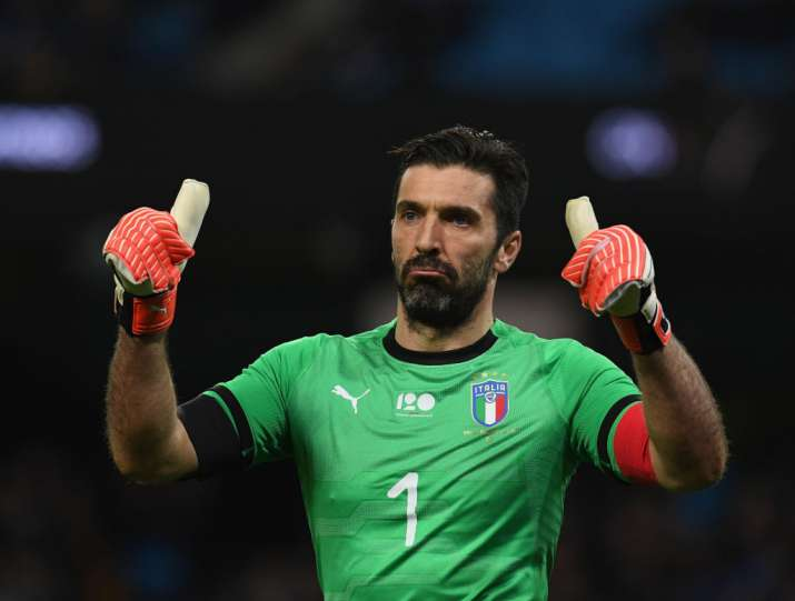 India Tv - Gianluigi Buffon (Italy)