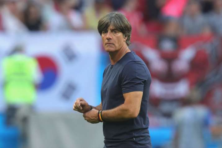 India Tv - Germany head coach Joachim Loew's future in question