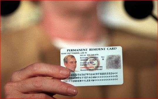 US Green Card- Representational Pic