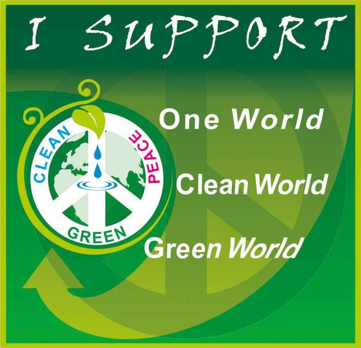 Happy World Environment Day 2018 Theme Quotes Poster Slogan