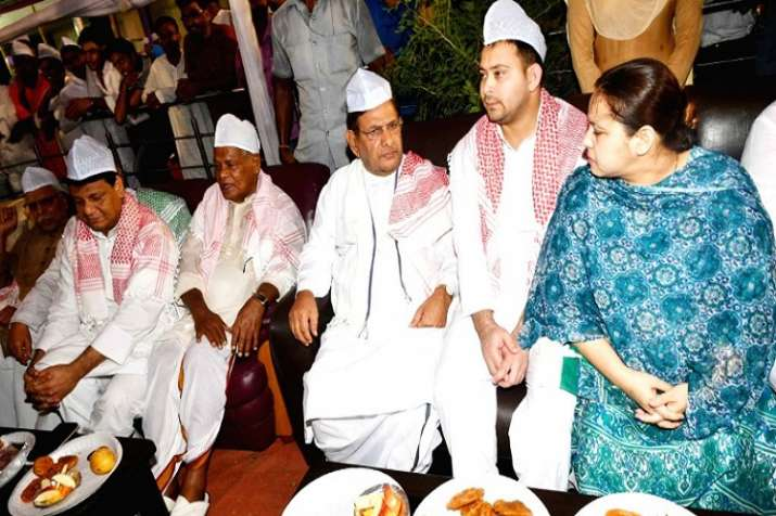 Image result for rahul gandhi tomarrow iftaar party image