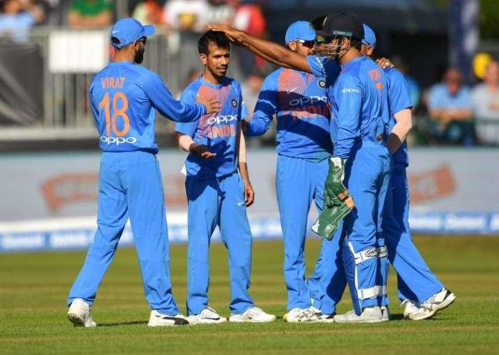 India vs Ireland 1st T20I, Live Cricket Score