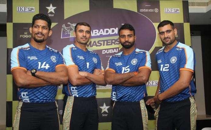 kabaddi masters dubai 2018 india vs pakistan live