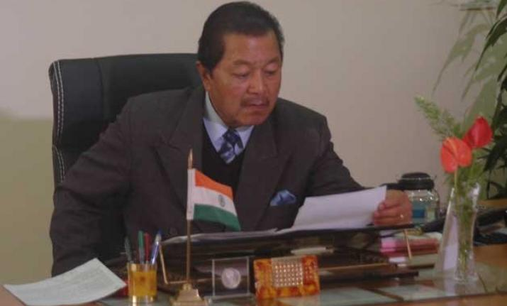 Chief Minister Lal Thanhawla said that Union Home Minister