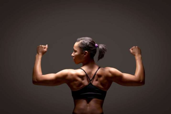 Girls with high level of vitamin D have stronger muscles,